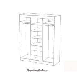 """Шкаф """"Фортуна"""""""