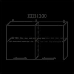 Верхний модуль ШВ 1200