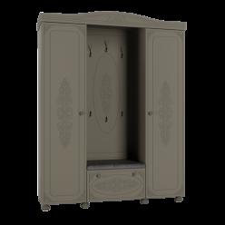 Модуль АС 35  Шкаф комбинированный