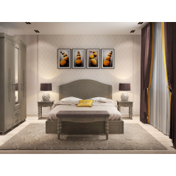 Набор мебели для спальни 0001GRB-004-002