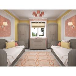 Набор мебели для спальни 0001GRB-006-002