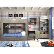 Гарнитур Ассоль Плюс Набор мебели для детской 0001GRK-005-002