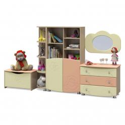 Набор детской мебели Капитошка №11