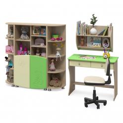 Набор детской мебели Капитошка №13