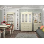 Гарнитур Ассоль Плюс Набор мебели для гостиной 0001GRG-011-001