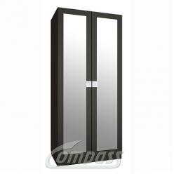 Шкаф для одежды АМ 01-премиум с зеркалами