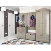 Гарнитур Ассоль Плюс Набор мебели для прихожей 0001GRP-018-002
