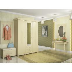 Гарнитур Ассоль Плюс Набор мебели для прихожей 0001GRP-019-001