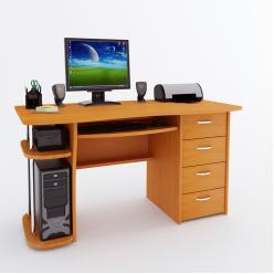 Компьютерный стол C 222 БН