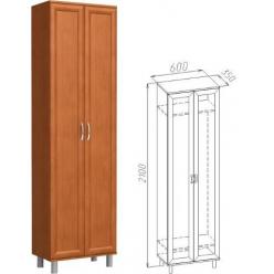 УМ 1 Шкаф платяной