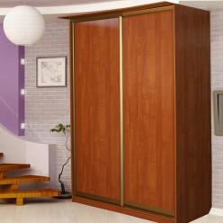 Шкаф-купе: 2 двери,ширина 1400
