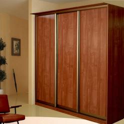Шкаф-купе: 3 двери,ширина 2400