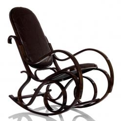 Кресло-качалка Формоза кожа-1
