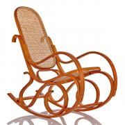 Кресло-качалка Формоза ротанг бук