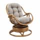Кресло-качалка Kara с подушкой, ,  Импэкс