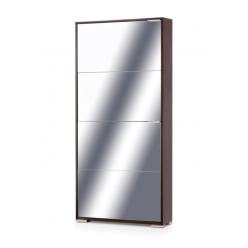 Обувница VIVA-4 стекло/зеркало