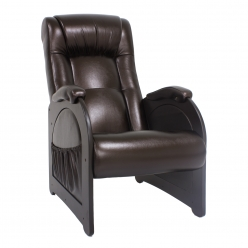 Кресло для отдыха, модель 43 Б/Л(с карманами)