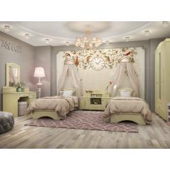 Гарнитур Ассоль Плюс Набор мебели для детской 0001GRK-015-001