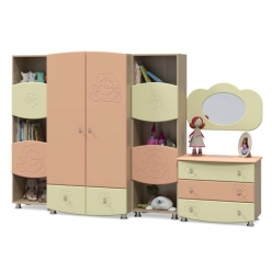 Набор детской мебели Капитошка №12