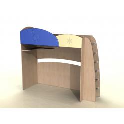 ДК 12 кровать односпальная