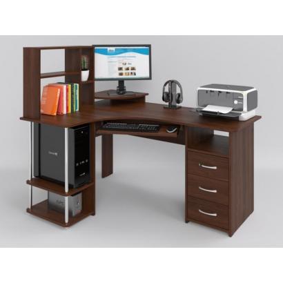 Стол компьютерный С 237 +СЕ 237, Компасс