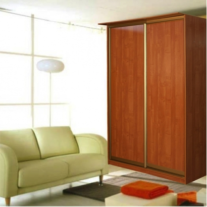Шкаф-купе: 2 двери,ширина 1300, МАЛЬТА