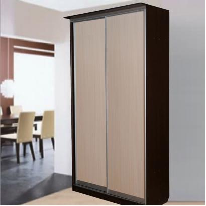 Шкаф-купе: 2 двери,ширина 900, МАЛЬТА