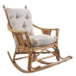Кресло-качалка Chita с подушкой