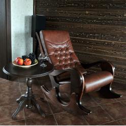 Кресло-качалка Грация (без росписи)