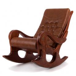 Кресло-качалка Грация (с росписью)